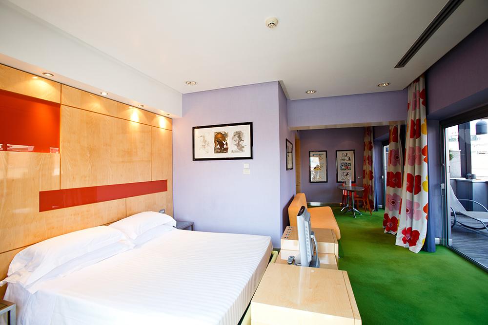 Soggiorno di una notte per due persone presso Hotel Albani ...